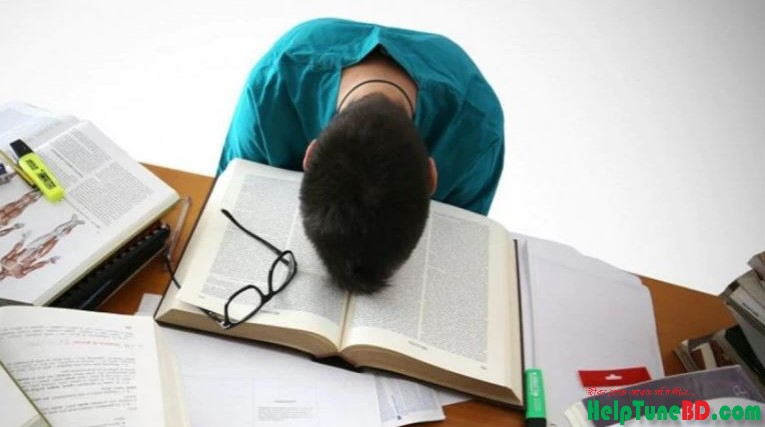 Get Rid Of Your Sleep While Studying