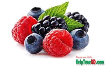 berries can prevent cancer, বেরি জাতীয় ফল ক্যান্সার প্রতিরোধ করে